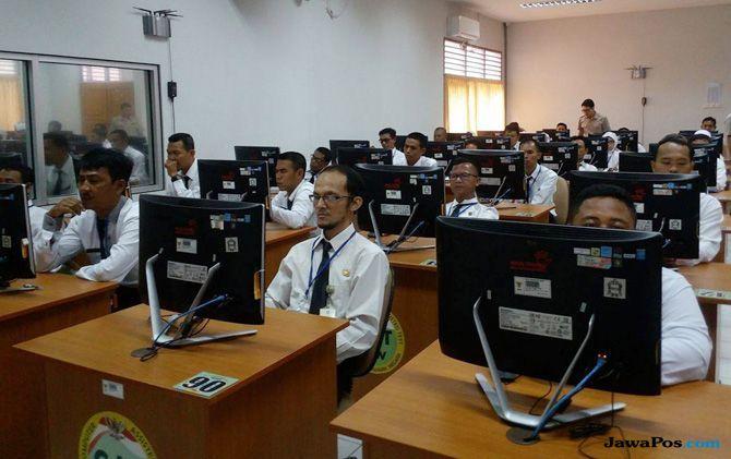 Penerimaan CPNS 2018, BKN Pastikan Website Pendaftaran Siap Diakses