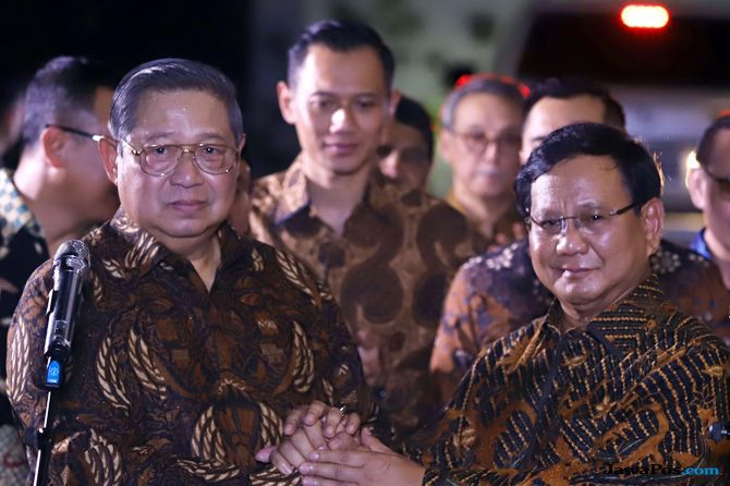 Pengamat: Kubu Penantang Jokowi Enggak Solid Karena Takut Kalah