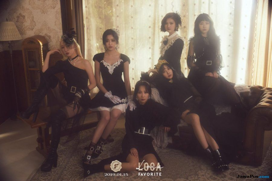 Penggemar Oh My Girl Tuduh FAVORITE Plagiat Koreografi 'Secret Garden'