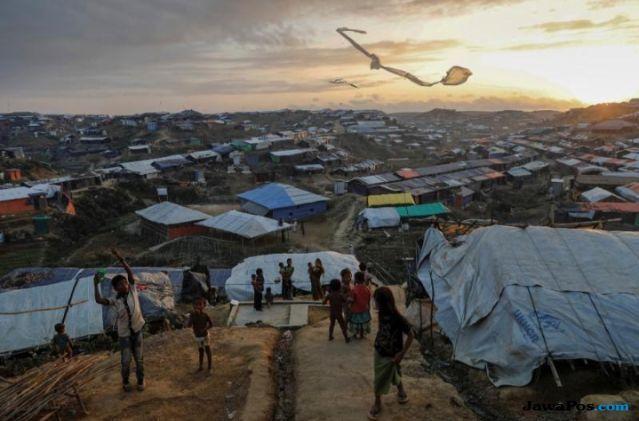 rohingya, pengungsi rohingya, myanmar,