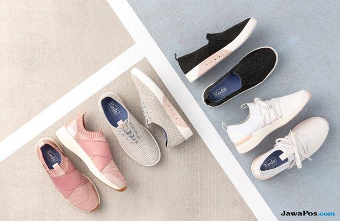 sepatu keds, sepatu perempuan, koleksi terbaru keds, gerai keds di jakarta,