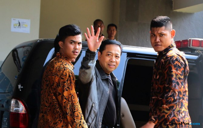 Penuhi Panggilan KPK, Bamsoet Dicecar Aliran Uang E-KTP ke Jateng