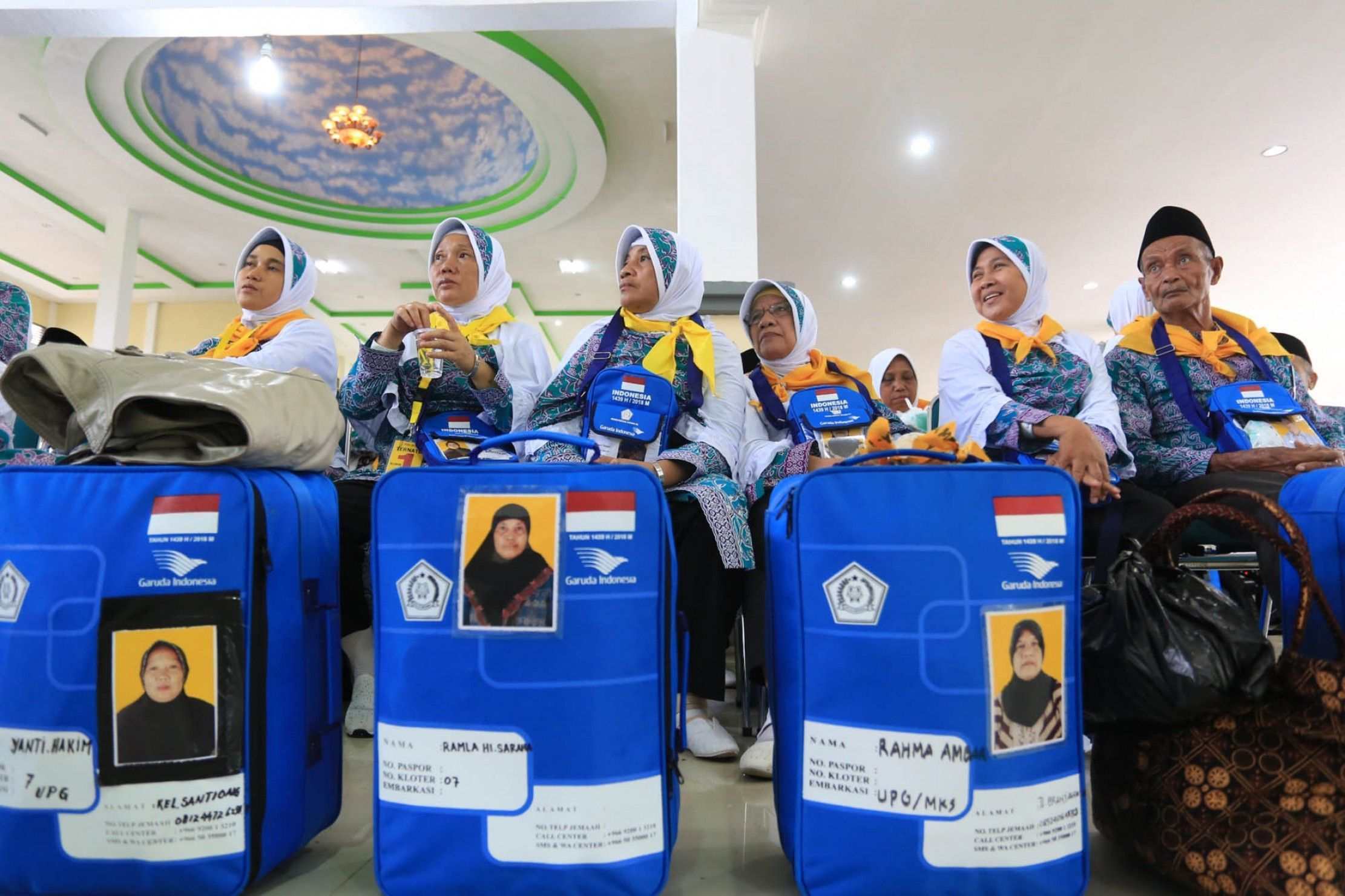 Perekaman Biometrik Haji Dimulai Hari Ini, Satu CJH Hanya 10 Menit