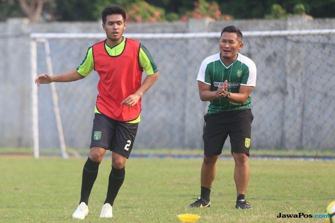 Persebaya Surabaya, Liga 1 2019, Irfan Jaya, Novan Setya Sasongko
