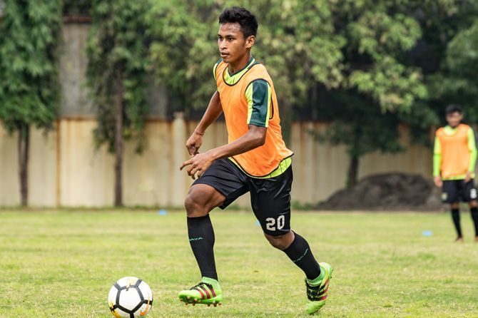 Piala Presiden 2019, Persebaya Surabaya, Osvaldo Haay, Rachmat Irianto, Perseru Serui