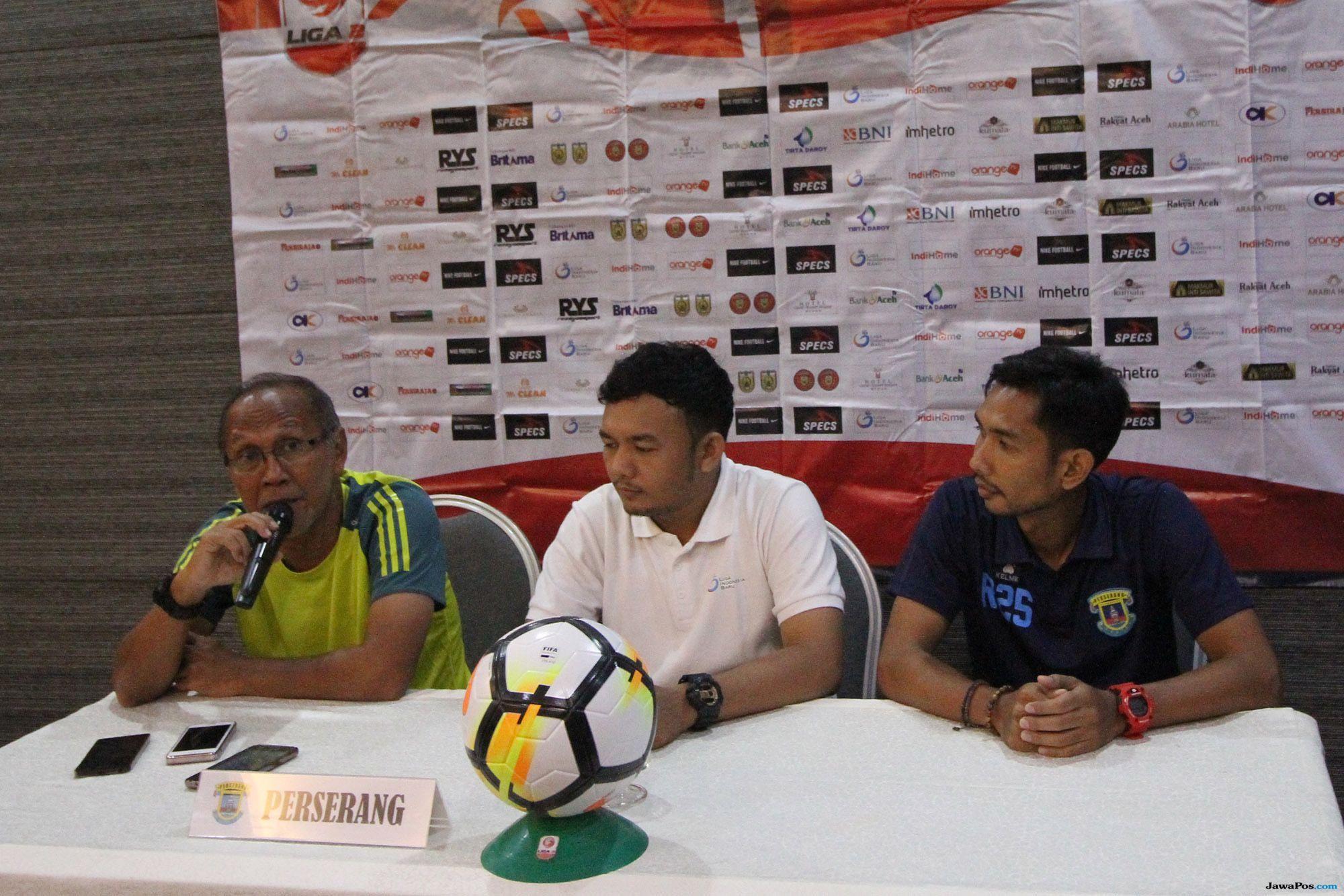 Persiraja Banda Aceh, Perserang, Liga 2 2018