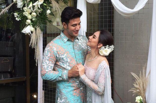 Pilih Rahasiakan Tanggal Pernikahan, Ammar Zoni Hanya Berikan Isyarat