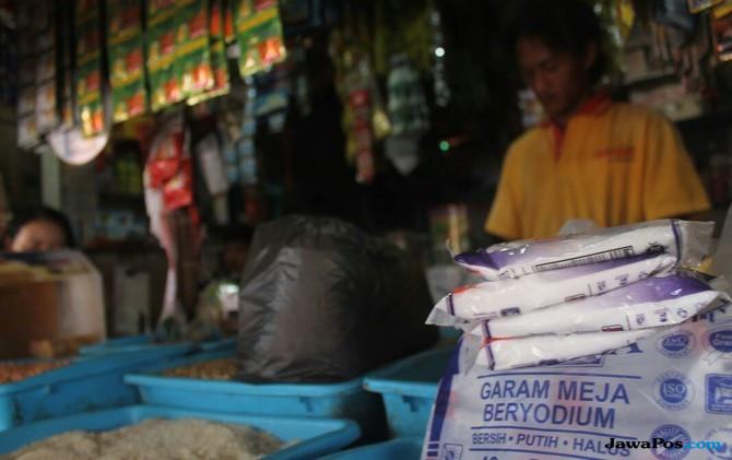 PKS Kritik Keputusan Pemerintah Impor Garam 75 Ton