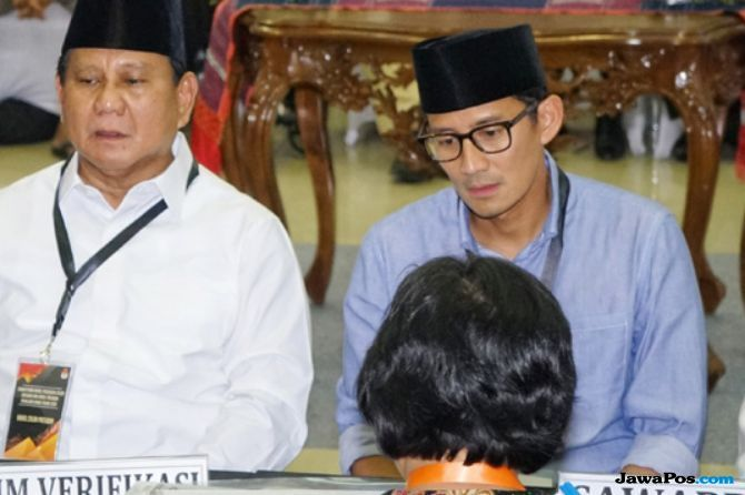 Plus Minus Cawapres Jokowi dan Prabowo di Mata Ekonom