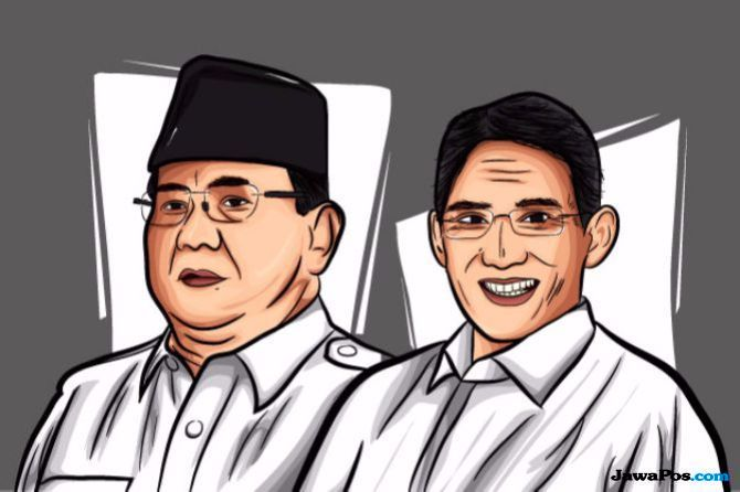 Prabowo-Sandi Unggul di Twitter dan Instagram, Jokowi-Ma'ruf di FB
