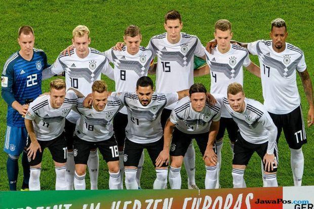 UEFA Nations League, Timnas Jerman