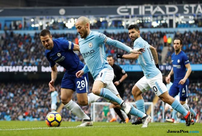 Community Shield 2018, Chelsea, Manchester City, Chelsea vs Manchester City