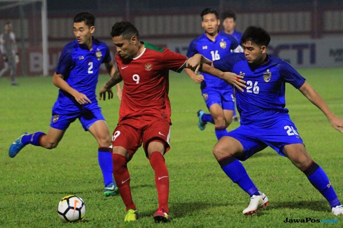 Timnas U-23 Indonesia, Timnas Indonesia, Taiwan, Sepak Bola Asian Games 2018