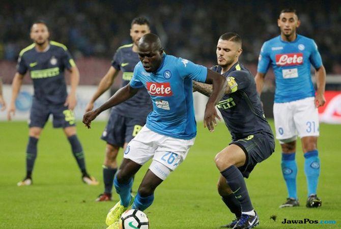 Serie A 2018-2019, Liga Italia, Inter Milan, Napoli