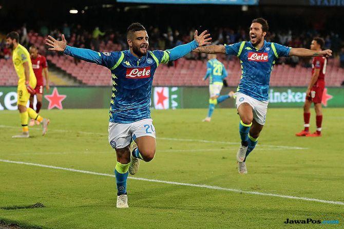 Liverpool, Napoli, Liga Champions 2018 2019