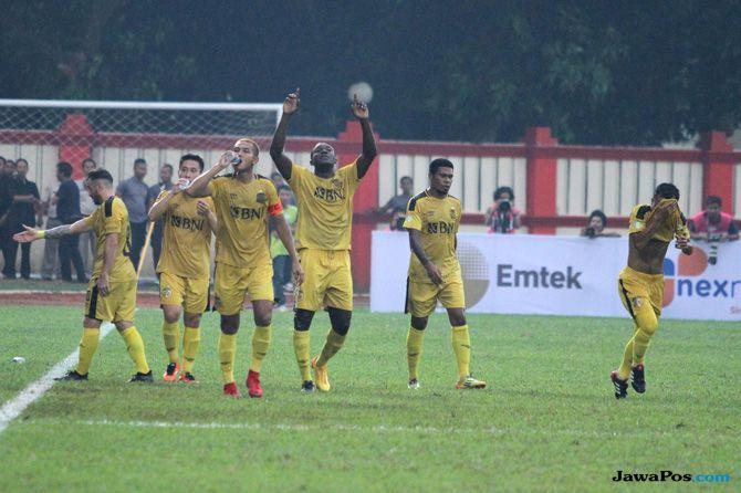 Madura United, Bhayangkara FC, Liga 1 2018