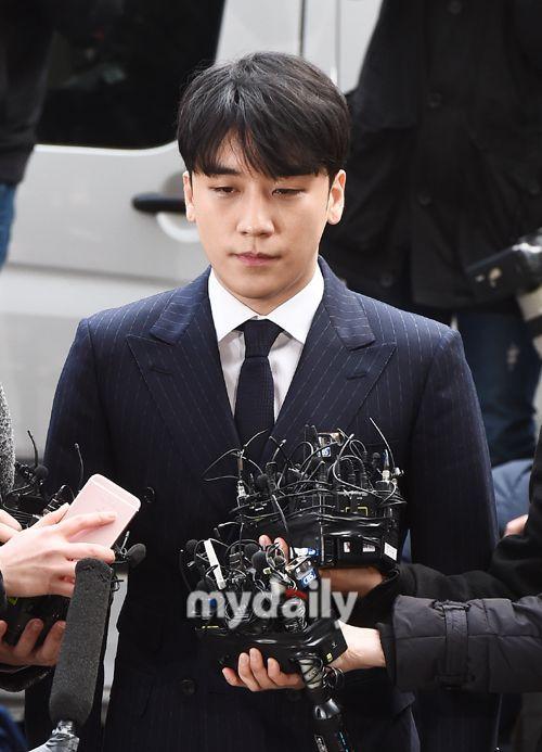 Prediksi Member Bigbang Tahun 2017 Soal Seungri Jadi Kenyataan
