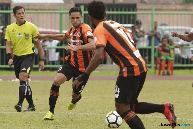 Persija Jakarta, Perseru Serui, Liga 1 2018, Stefano Cugurra Teco
