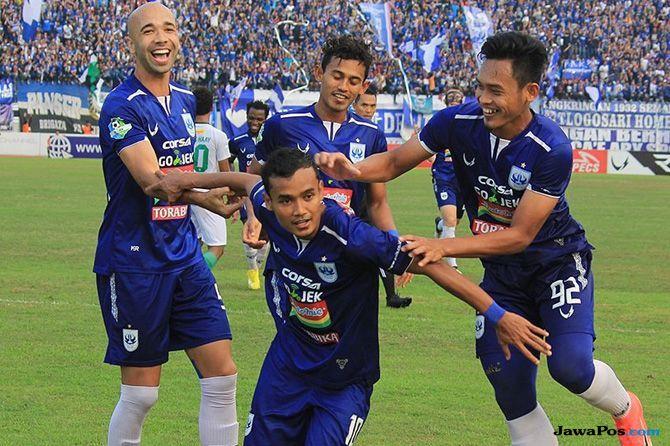 PS Tira, PSIS Semarang, Liga 1 2018