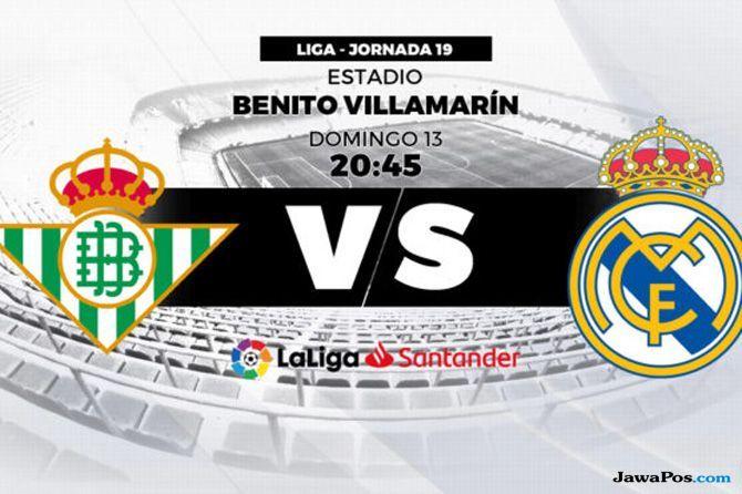 Real Betis, Real Madrid, Isco, Santiago Solari