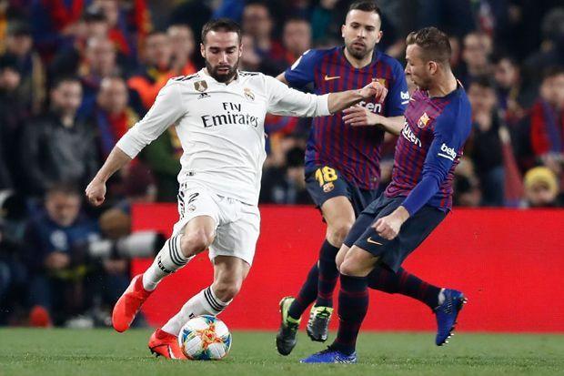 El clasico, Copa del Rey 2018-2019, Real Madrid, Barcelona, Prediksi Real Madrid vs Barcelona