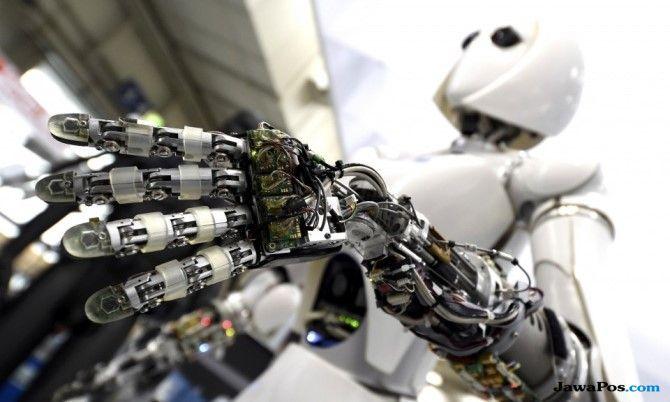 perang antara manusia dan robot, robot, kecerdasan buatan,