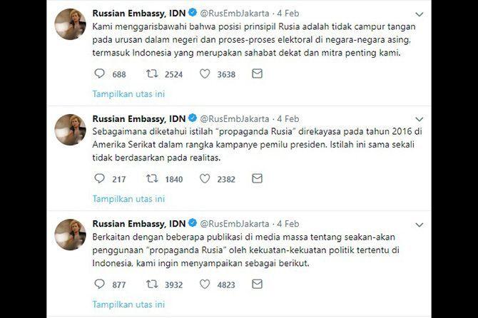 Priyo Budi Santoso: Mohon Maaf, Pak Jokowi Agak Ceroboh