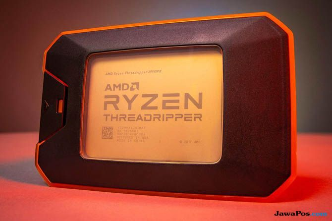 AMD Ryzen Threadripper, Prosesor AMD Ryzen, Prosesor AMD Threadripper 2990W