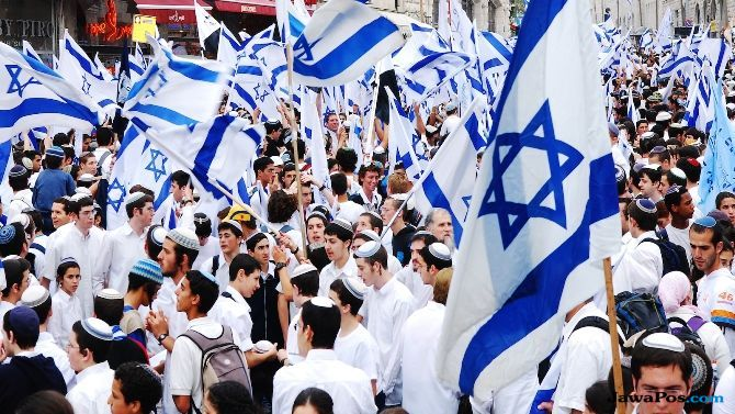 solusi satu negara bagi israel-palestina