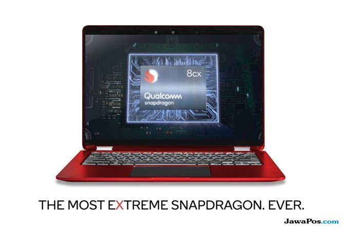 SNapdragon 8cx, Qualcomm SNapdragon 8cx, SNapdragon 8cx performa ekstrem