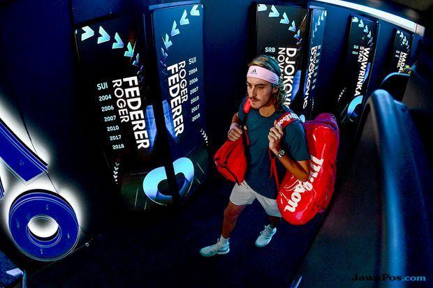 Tenis, Australia Terbuka 2019, Stefanos Tsitsipas