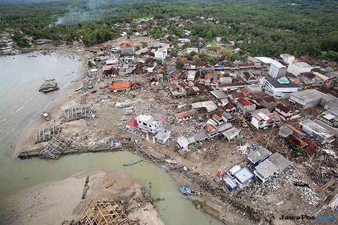 Rawan Tsunami, Pesisir Serang-Pandeglang Ditata Ulang