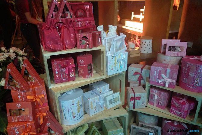 produk perawatan kulit, the body shop,