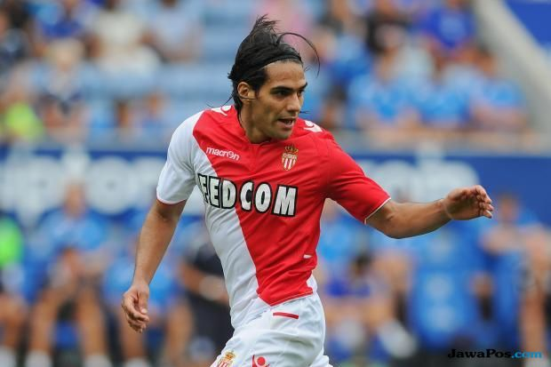 Bursa Transfer Pemain, Real Madrid, AS Monaco, Radamel Falcao