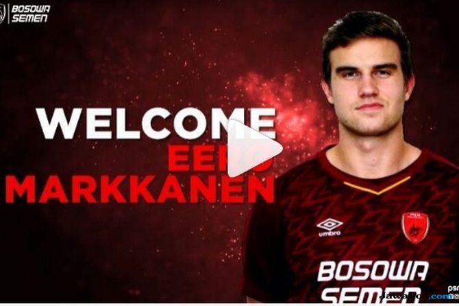 Eero Markkanen, Aaron Evans, PSM Makassar, Liga 1 2018, Real Madrid