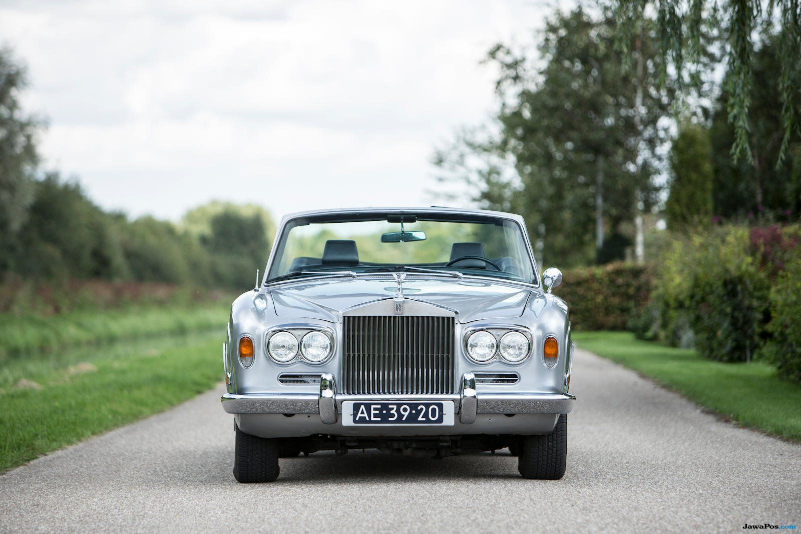 Rolls-Royce Milik Petinju Legendaris Muhammad Ali Dilelang Akhir Bulan
