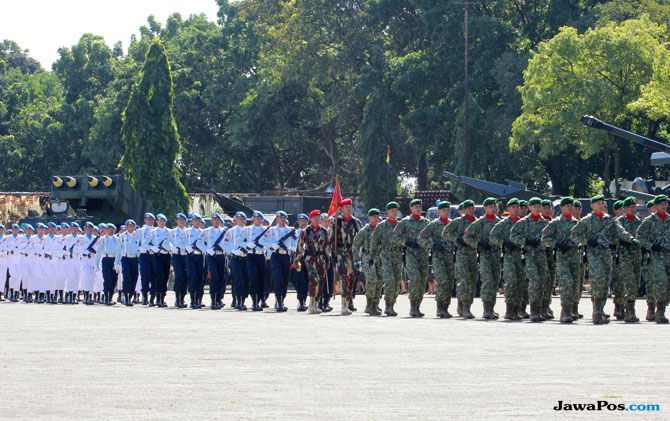Rumah DP Nol Persen untuk 930 Ribu Anggota TNI-Polri