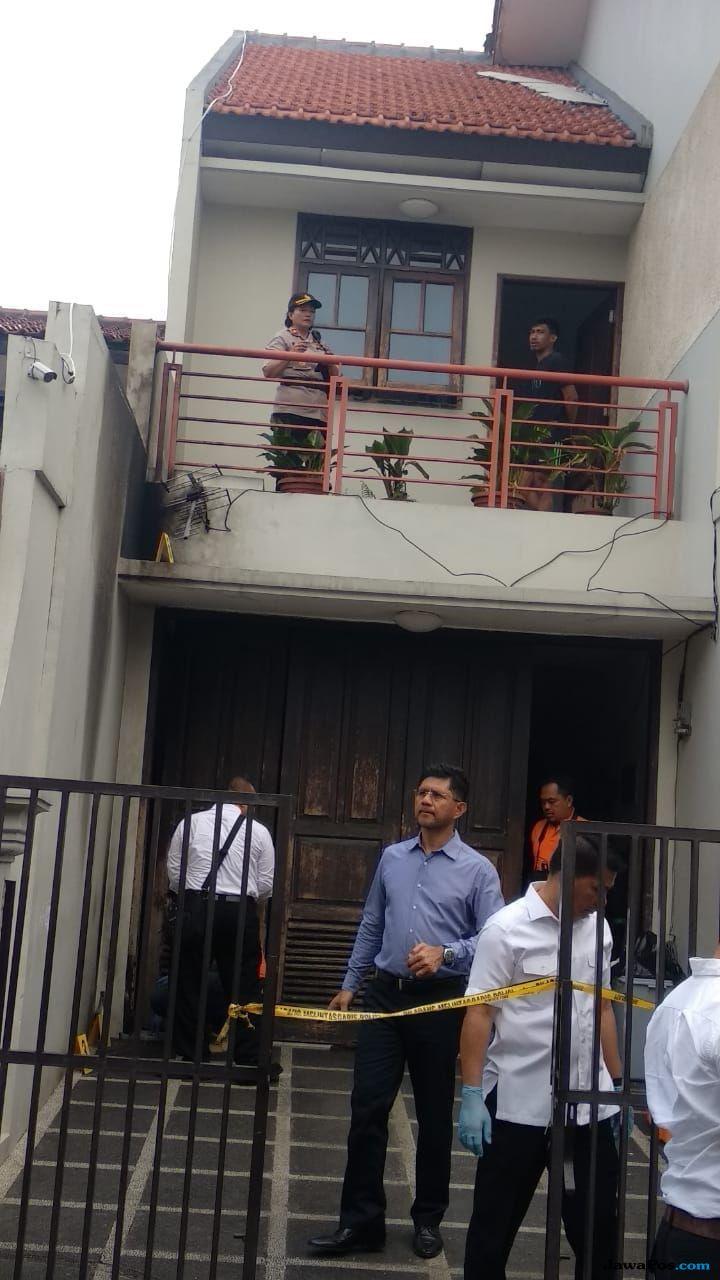 Rumahnya Diteror Bom Molotov, Wakil Ketua KPK: Ada Pertolongan Allah