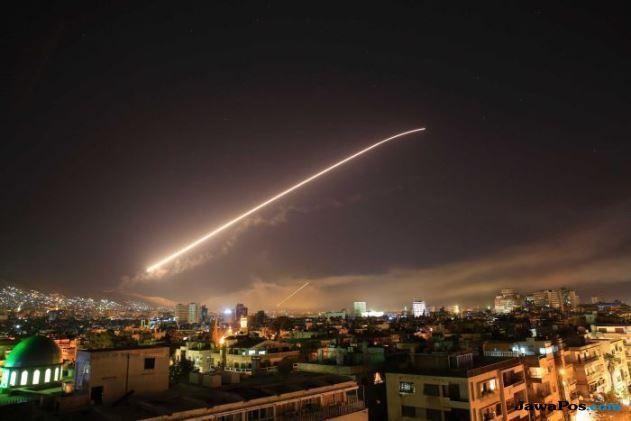 Rusia, Turki, Iran, Syria, perang syria,