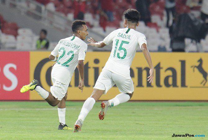 Saddil Ramdani, Persela Lamongan, Timna U 19 Indonesia, Timnas U 23 Indonesia, Timnas Indonesia