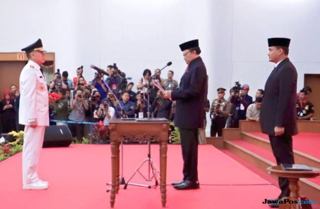 Sah Jadi Penjabat Gubernur Jawa Barat, Ini Jawaban Tegas Iwan Bule