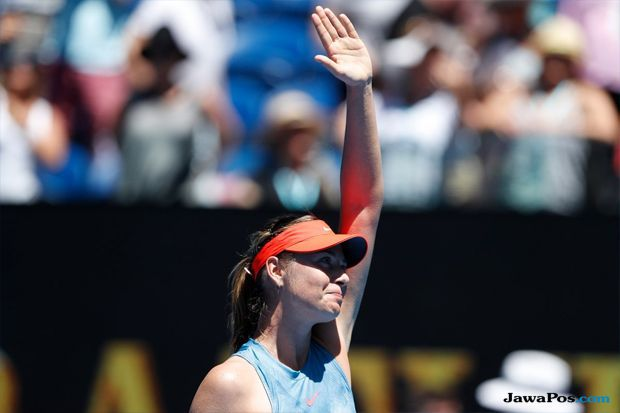 Tenis, Australia Terbuka 2019, Maria Sharapova