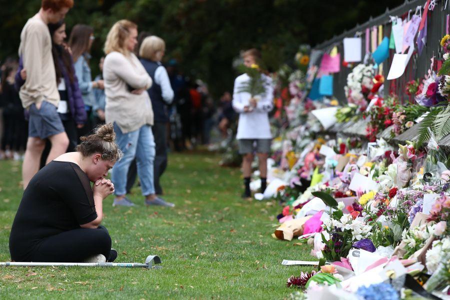Teroris Di Selandia Baru Wikipedia: Sampul Majalah Time Didedikasikan Bagi Korban Teror Di