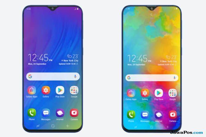 Samsung Galaxy M10, Samsung Galaxy M20, Samsung Galaxy M Meluncur