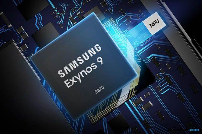 Exynos 9820, Samsung Exynos 9820, Prosesor Exynos 9820