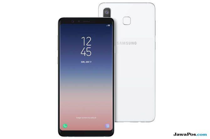 Galaxy A8 Star, Samsung Galaxy A8 Star, spesifikasi Galaxy A8 Star