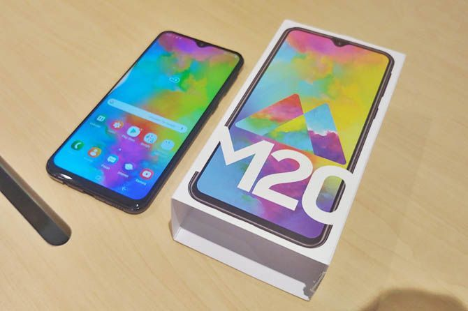 Samsung, Samsung Galaxy M20, Samsung Galaxy M20 harga