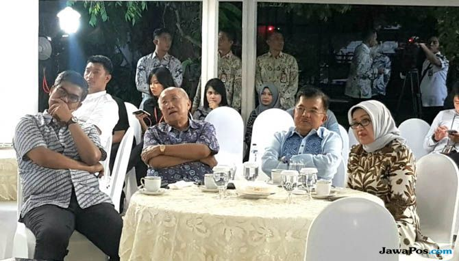 debat capres 2019, Jusuf Kalla, JK debat capres