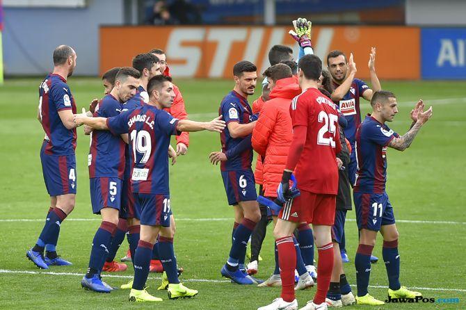 Eibar, Real Madrid, Santiago Solari, La Liga 2018 2019