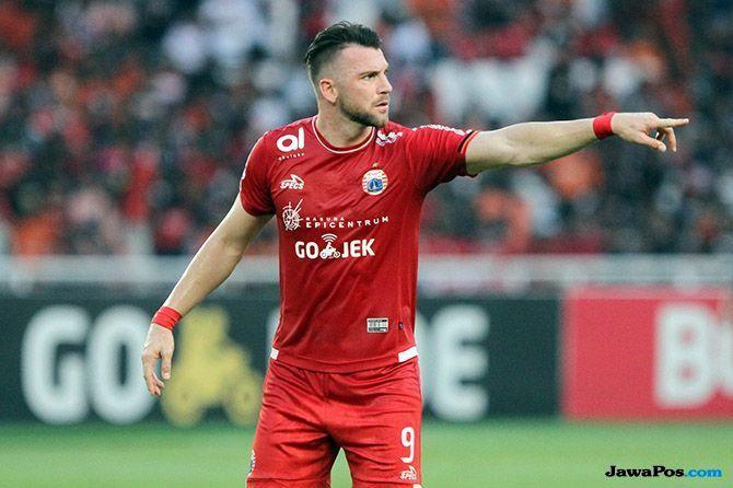 Persija Jakarta, Marko Simic, Liga 1 2018, Kroasia